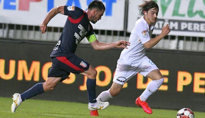 Foto: FC Viitorul, meci facil cu Chindia Târgoviște