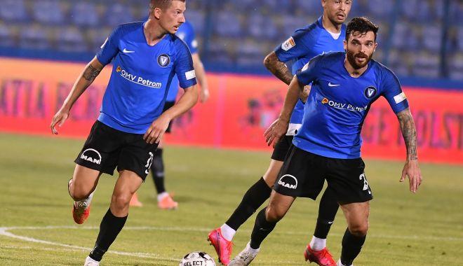 Foto: FC Viitorul - UTA Arad, în prima etapă din sezonul 2020-2021