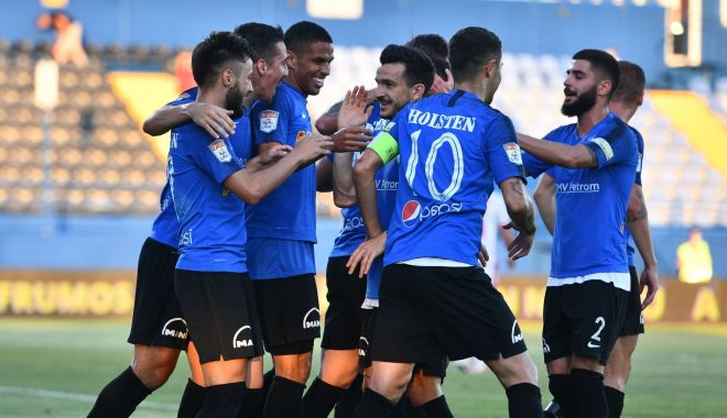 Viitorul o învinge pe Dinamo și