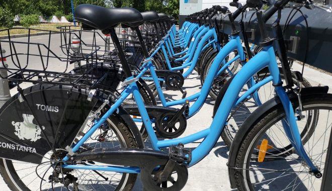 Vine primăvara. Bicicletele gratuite revin pe străzile Constanţei - vineprimavarabiciclete-1614528530.jpg