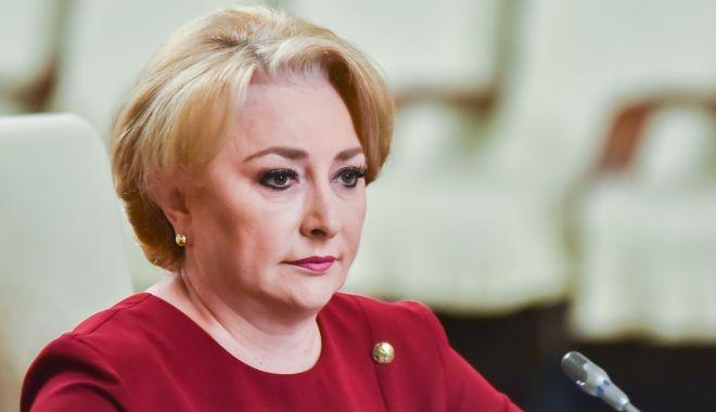 """Foto: Viorica Dăncilă, mesaj din stațiunea Mamaia: """"Cer sprijinul tuturor femeilor din România"""""""
