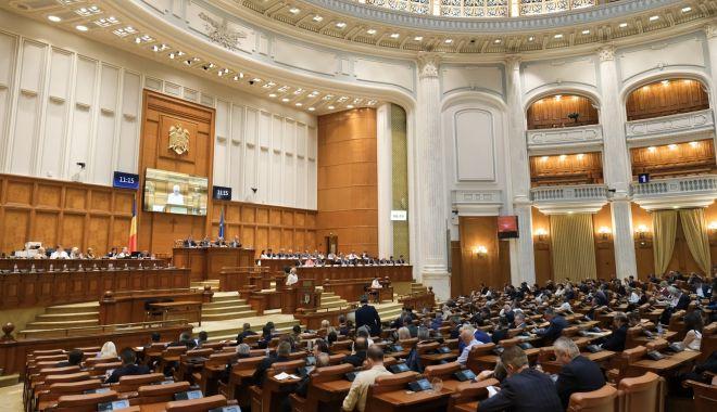 """Foto: Viorica Dăncilă: """"Am decis să mergem în Parlament să cerem votul de încredere"""""""