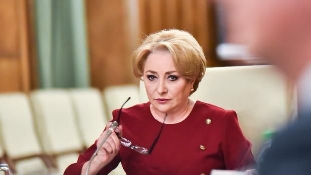 Foto: Viorica Dăncilă, despre remaniere: De săptămâna viitoare începem evaluarea pe fiecare minister în parte