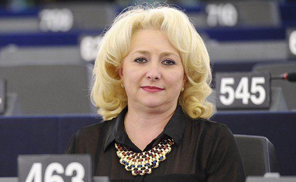 """Foto: Premierul Dăncilă, probleme cu un cuvânt: A spus de șase ori """"imunoglobină"""" în loc de """"imunoglobulină"""""""