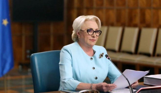 Foto: Viorica Dăncilă: Dacă partidul îmi va cere, voi candida la prezidențiale