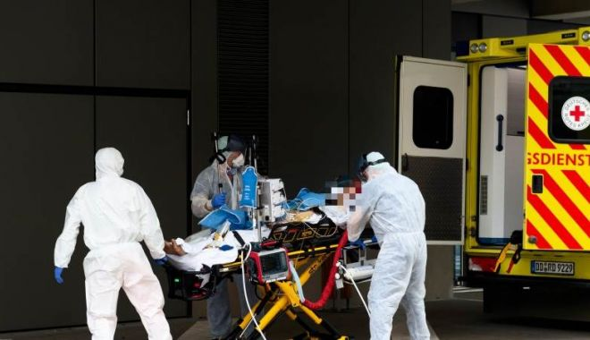 Foto: Germania a anunțat astăzi cea mai mare creștere zilnică de cazuri noi de coronavirus din ultimele trei luni