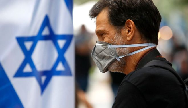 Foto: Israelul, prima țară din lume care impune pentru a doua oară carantina la nivel național