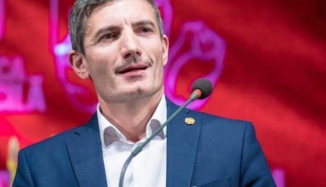 Demisii la PSD Constanța. George Gabriel Vișan renunță la funcția de președinte - visan-1616675828.jpg