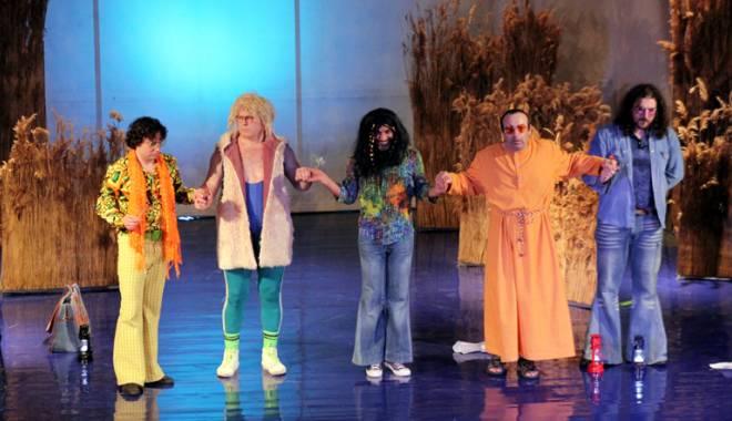"""Foto: """"Visul"""" lui Shakespeare, transformat în coșmar de regizorul Țop"""