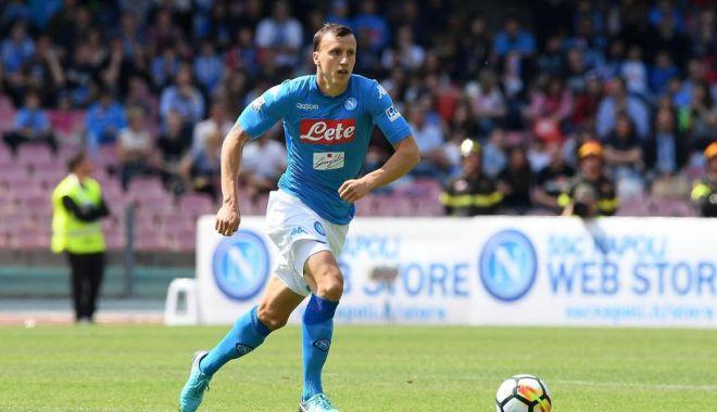Foto: Chiricheș, pus de Napoli pe lista de transferuri