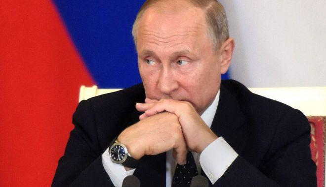 Foto: Vladimir Putin pledează pentru un cod de conduită privind inteligența artificială