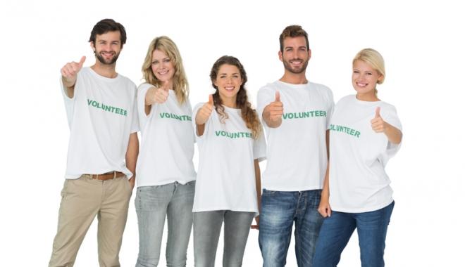 Foto: Începe Săptămâna Națională  a Voluntariatului