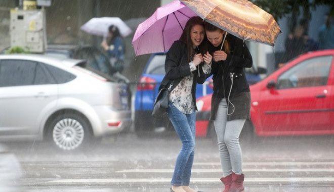 Foto: INFORMARE METEO de vreme rea, la Constanța