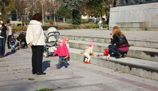 Vreme însorită, cu temperaturi în uşoară creştere, la Constanţa - vreme-1617903779.jpg
