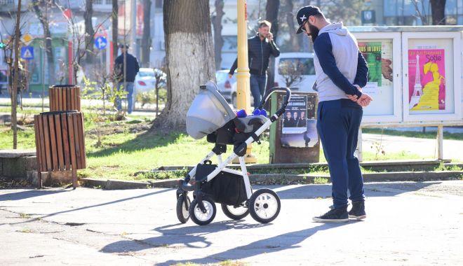 Foto: Începe să se răcească, la Constanța
