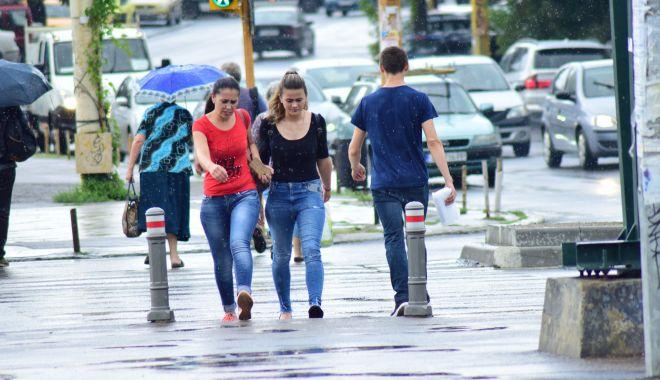 Foto: Avertizare meteo. Se strică vremea, la Constanța!