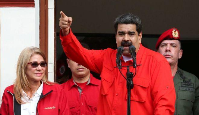 Foto: Washingtonul va sancționa organizațiile străine care îl ajută pe Nicolas Maduro