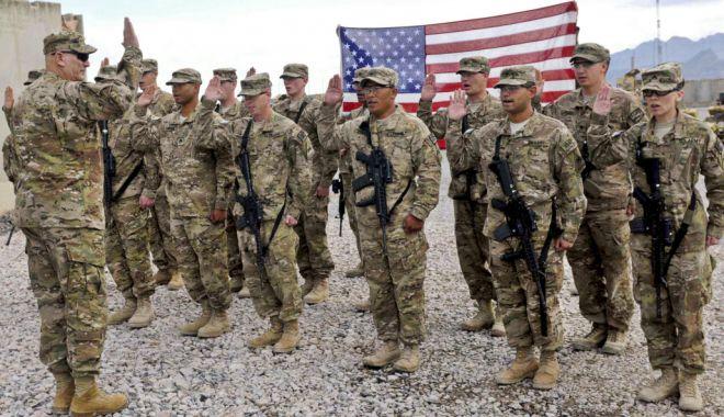 Foto: Washingtonul va păstra 600 de soldați în Siria