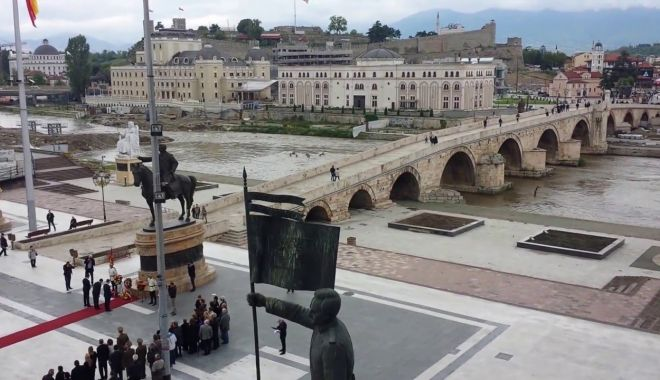 Foto: Washingtonul acuză Moscova că subminează integrarea occidentală a Balcanilor