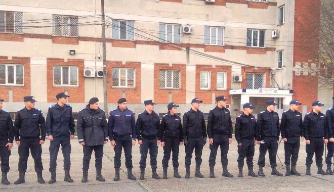 """Foto: Forțe noi la Gruparea de Jandarmi Mobilă """"TOMIS"""" Constanța"""