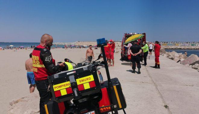 UPDATE. Bărbat, înecat în mare, pe plaja Modern. Medicii au declarat decesul - whatsappimage20200628at135702-1593341932.jpg