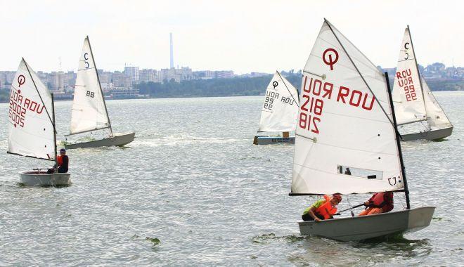 Foto: Naționalele de yachting, la Eforie Nord. Cine sunt campionii