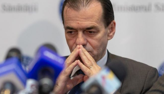 Foto: Orban: Adoptarea bugetului de stat până la finele anului, extrem de importantă