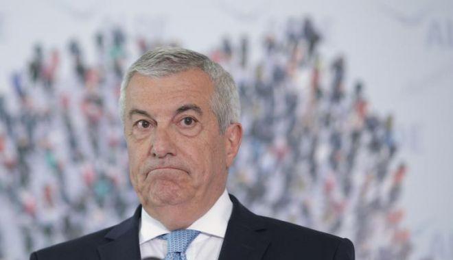 Foto: Călin Popescu Tăriceanu: Mărirea pensiilor cu 40%, cât prevede legea, nu este negociabilă