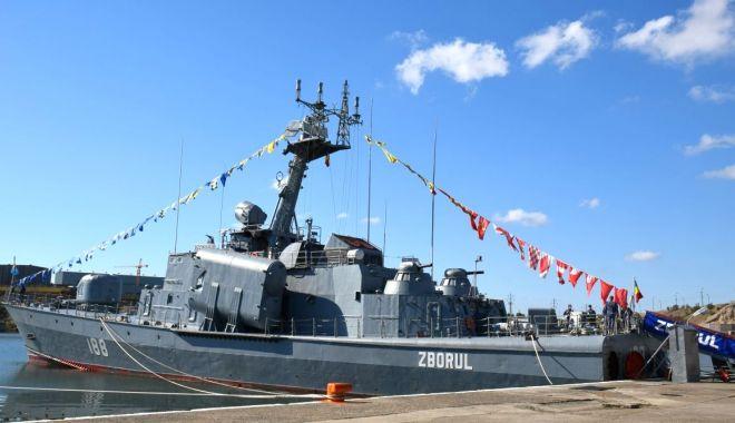 """Nava purtătoare de rachete """"Zborul"""", 30 de ani în serviciul Forțelor Navale - zborul-1599996408.jpg"""