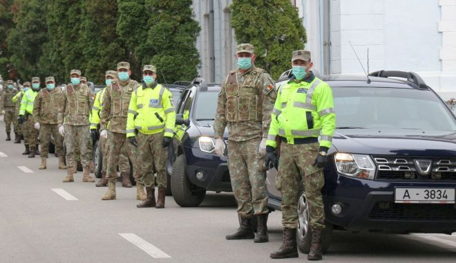 Foto: Ziua NATO. Militarii români, în mijlocul unei lupte cu un inamic invizibil