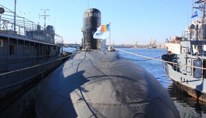 Foto: Ziua Submarinistului marcată cu tristețe  de militari