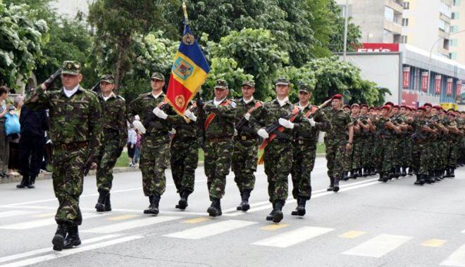 Foto: Ziua Eroilor, serbată și la Constanța