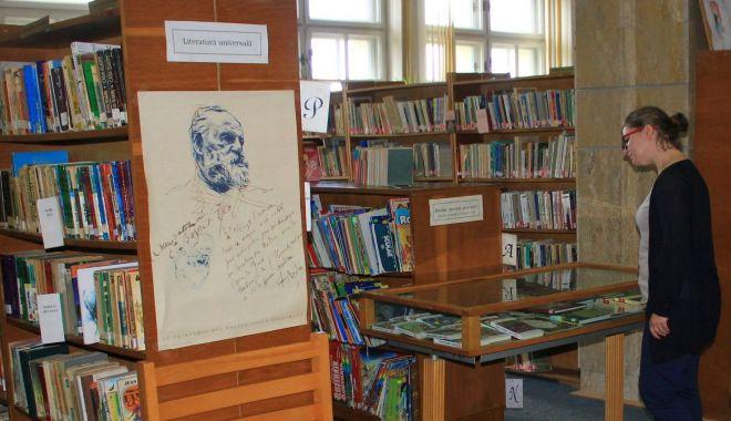 Foto: Ziua limbii române, sărbătorită la Biblioteca Județeană Constanța