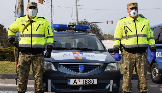 Foto: Aniversare la Poliția Militară. 30 de ani de la înființare