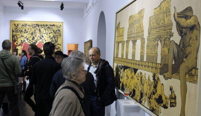 Lucrări de grafică, unice în ţara noastră. Artistul ZuZu Caratănase, premiat de Academia Română - zuzucaratanase1-1607275290.jpg