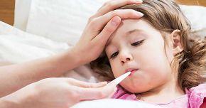Febra la copii arată că în organism există o infecție