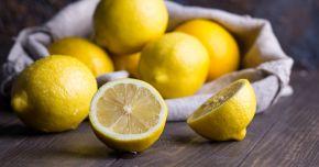 Lămâile, calmante doar dacă le simțiți mirosul