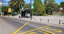 Stații de autobuz inteligente, la Constanţa! Sunt dotate cu sistem de supraveghere pentru detectarea agresiunilor