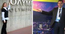 Olimpism / Simona Amânar Tabără şi Alin Larion, victorioşi în alegerile de la COSR