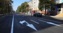 Sens unic pe bulevardul Tomis, de la intersecţia cu strada Ion Raţiu, până la Capitol