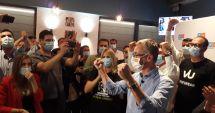 VIDEO. ALEGERI CONSTANȚA / EXIT POLL CURS-Avangarde: Surpriză de proporţii! Stelian Ion îi ia faţa lui Decebal Făgădău