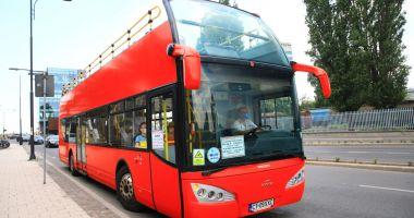 CT BUS introduce linia CITY TOUR. Din ce dată putem urca la bordul autobuzelor etajate