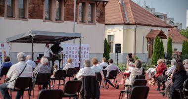 """Horia Mihail va susține ultimul concert în aer liber din turneul """"Pianul Călător"""", la Cosntanța"""