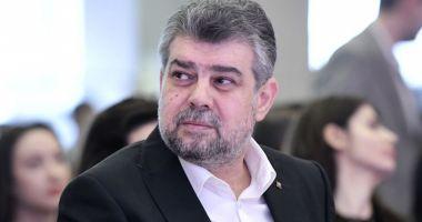 Marcel Ciolacu: Liberalii distrug tot ce se câștigase în 3 ani cu PSD