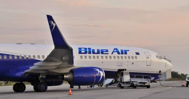 Compania aeriană Blue Air reia zborurile către mai multe destinații europene