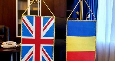 Cooperarea militară dintre România și Marea Britanie, pe agenda discuțiilor cu Andrew Noble