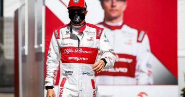 Kimi Raikkonen a devenit pilotul cu cei mai mulți kilometri parcurși în Formula 1