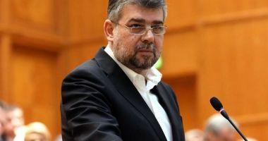 Marcel Ciolacu: În acest moment sunt suficiente voturi ca moțiunea să treacă