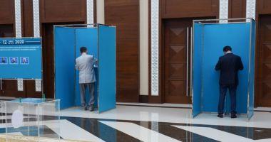 Partidele şi alianţele care nu au reprezentanţi în biroul electoral pot avea un delegat în secţie