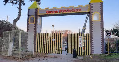 Țara Piticilor din Parcul Tăbăcărie îşi redeschide porţile
